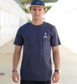 T-Shirt Anchor Navy (1)