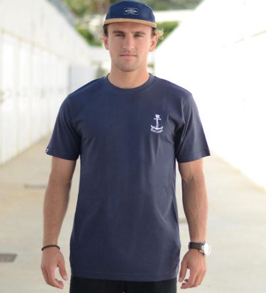 T-Shirt Anchor Navy (1)