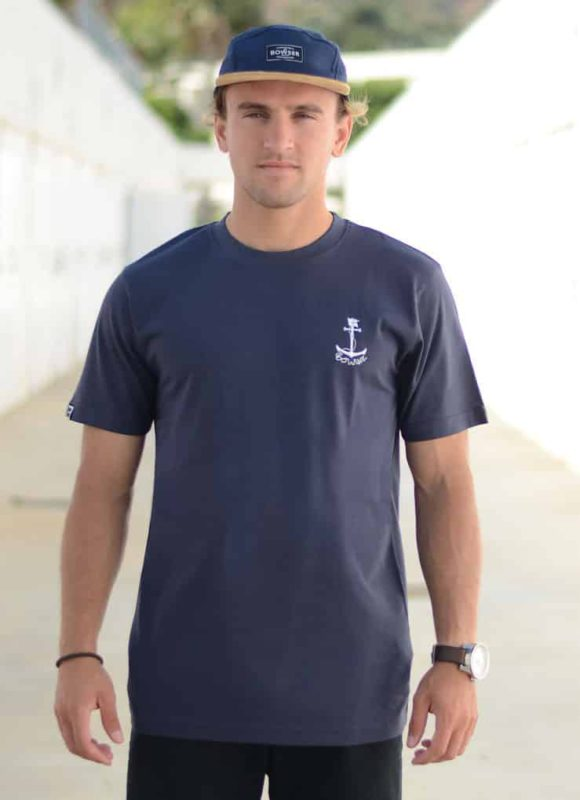 T-Shirt Anchor Navy