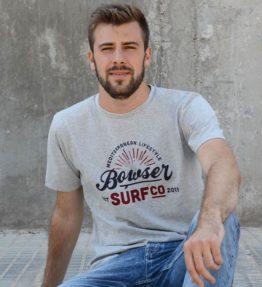T-Shirt Mediterranean Grey