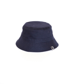 Bucket reversible Navy/White