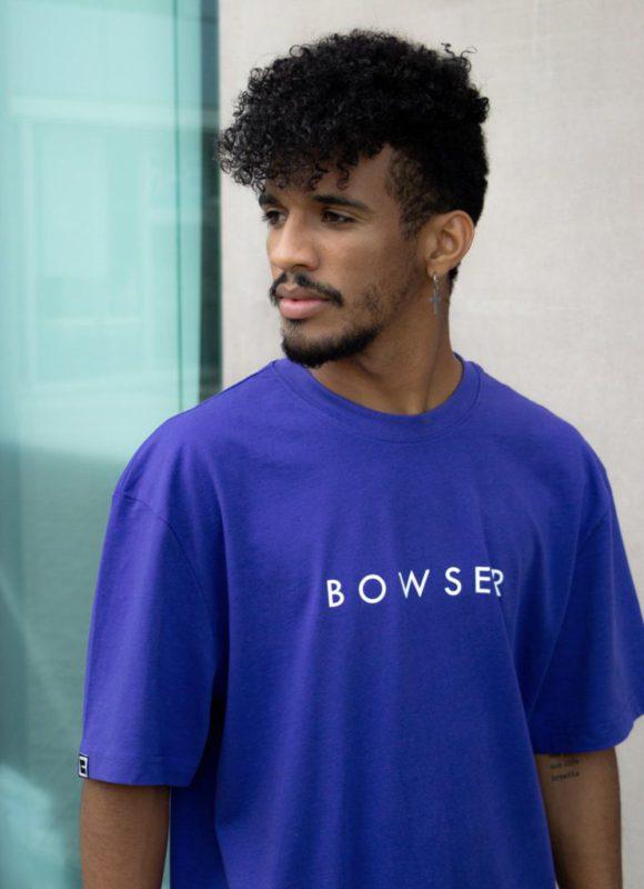 New T-shirt Color-X Blue